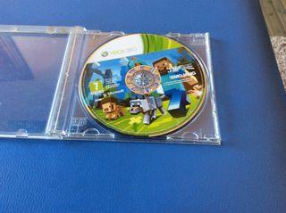 Minecraft. Para Xbox360