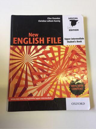 New English File Upper-Intermediate