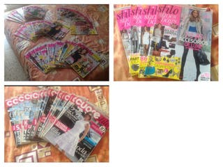 Lote Revistas Cuore Stilo - Colección completa
