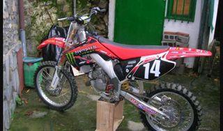 Honda cr 250 de 2 tiempos 2008