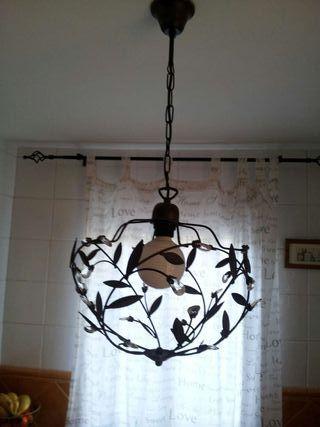 Lámpara de cocina. Como nueva