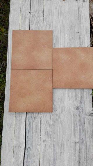 Plaquetas de exteriores de 0 25 x 0 25 de segunda mano por for Plaquetas decorativas para exterior