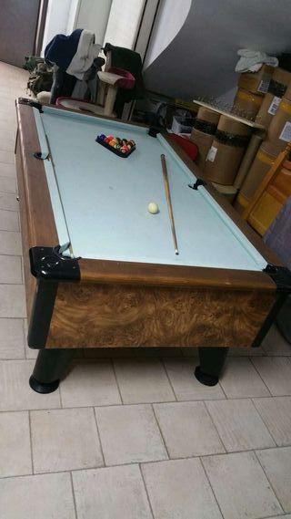 Mesa de Billar Americano + ping pong