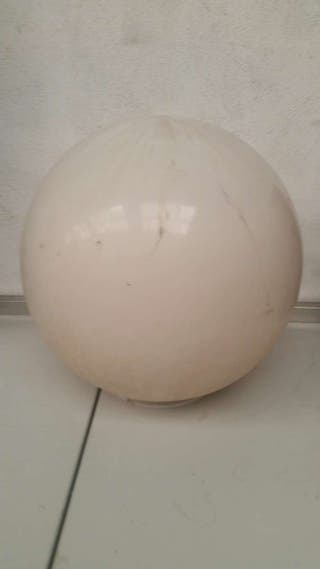 Pantalla de farola esferica