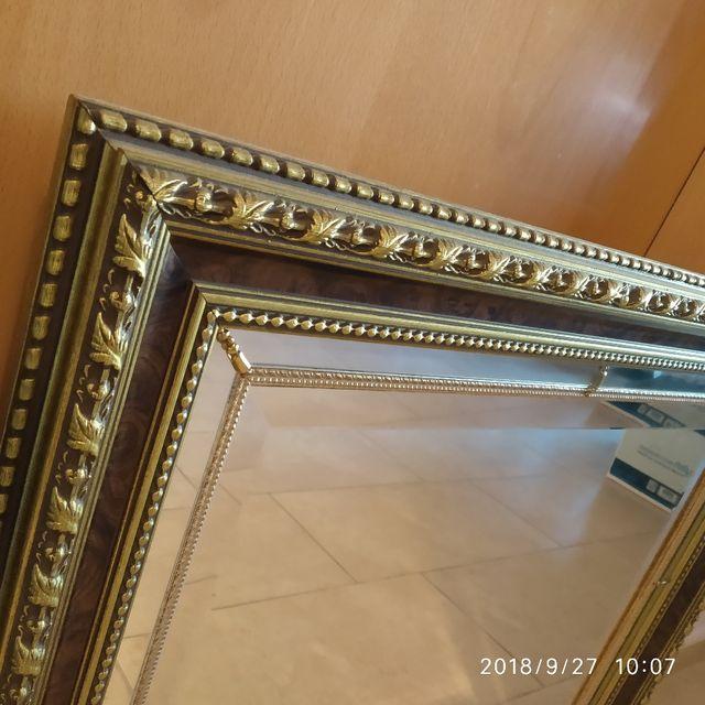 Espejo rustico CUADRO decoración