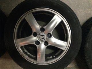 Ruedas Completa Honda