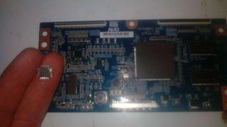 Reparacion placa T-Con