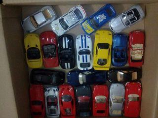 Colección de coches BURAGO