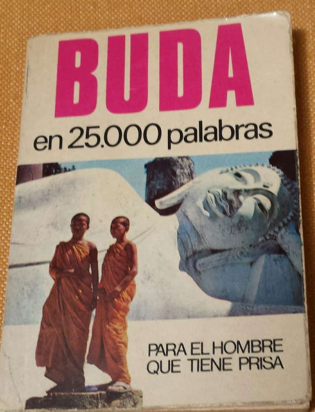 Buda en 25.000 palabras