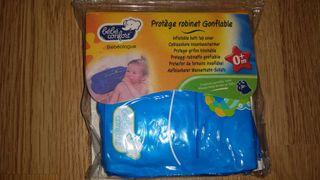 Protector de grifos hinchable. De la marca bebé confort