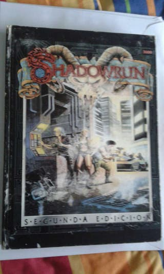 Juego de rol Shadowrun