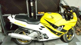 Moto Cbr 600f