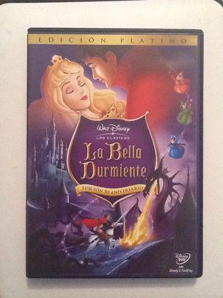 La BELLA Durmiente Edicion Platino 50 Aniversario 2Dvd