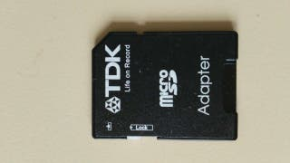 Adaptador tarjeta memoria rebajado