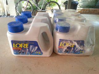 Detergente lavavajillas lore