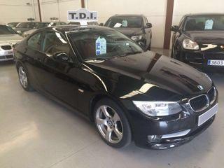 BMW 320D COUPE 3 PUERTAS-CUERO-AUTOMATICO