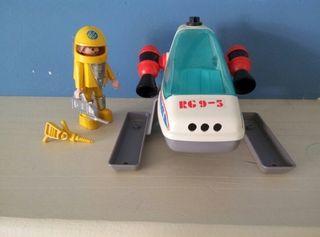 Playmobil playmospace.