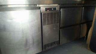 Armario refrigerador Zanussi