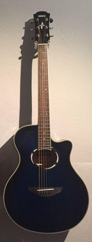 Guitarra Yamaha Apx 500lll
