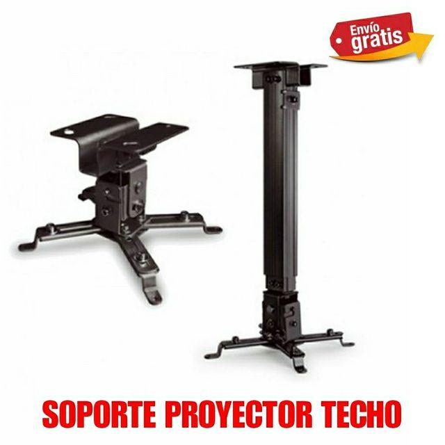 SOPORTE PROYECTOR DE TECHO Y INCLINABLE NUEVO.