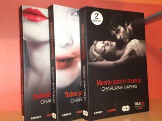 Libros True Blood