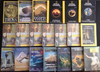 Pack 20 Documentales