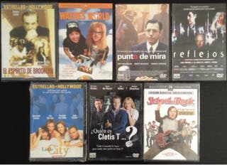 Pack 7 Películas DVD