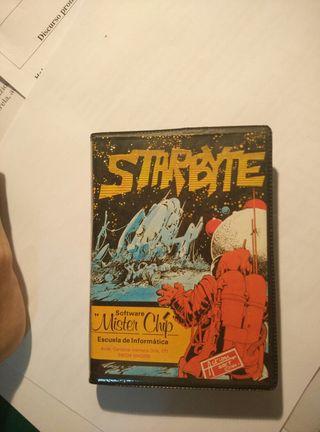 STARBYTE - Edicion Mister Chip