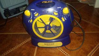 radio ventilador literna