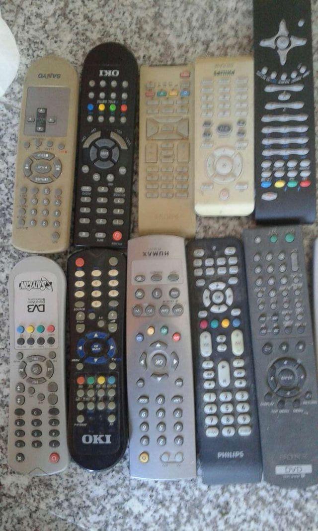 Mandos television