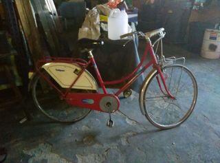 Bicleta vintage.