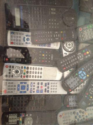 Mandos Tv, Dvd, Video, Hifi