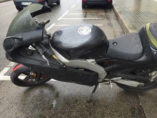 moto aprilia rs50