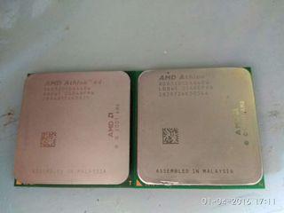 Procesadores AMD Athlon 64.