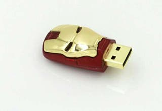 Pen Drive Iron Man