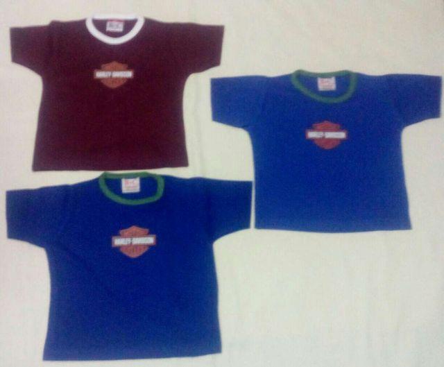 Camiseta Harley Davidson niño