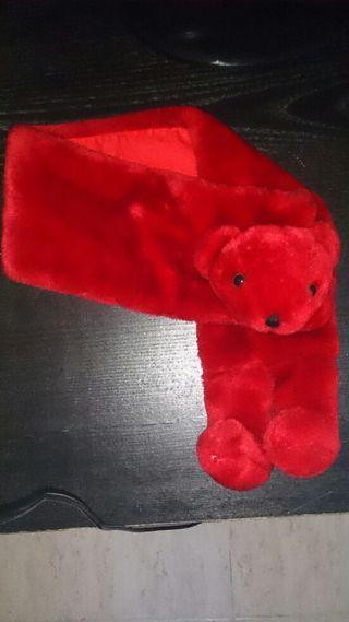 Bufanda para niños