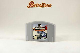 F1 World Grand Prix [1998] N64