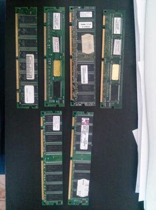 Memoria ram 256 mb sdram