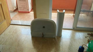 Oportunidad constructores lote de 5 lavavos