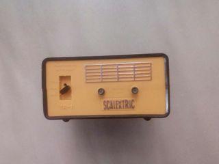 Transformador rectificador Scalextric TR-1
