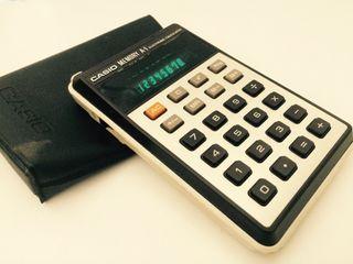 Casio Memory A1 Calculator
