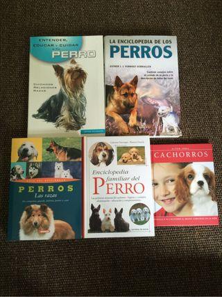 Lote Libros De Perros