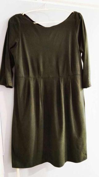 Vestido zara woman talla L