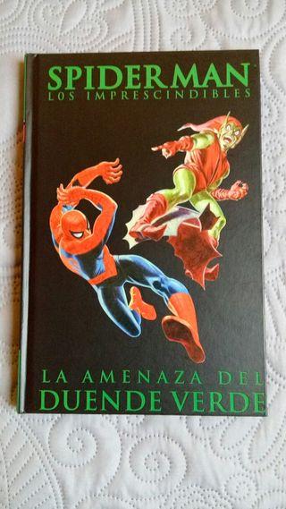 Spiderman Los Imprescindibles 4: La Amenaza del Du