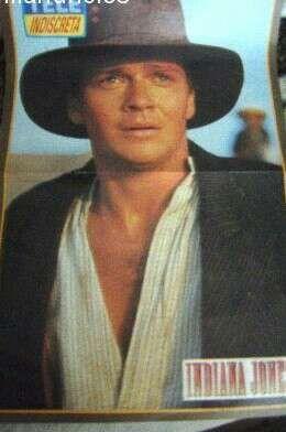 Pósters de la serie el joven Indiana Jones