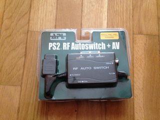 Adaptador Ps2 Para Antena Rf o Av