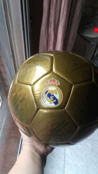 Balón a estrenar