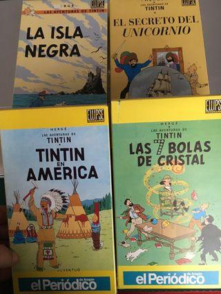 Películas De Tintin