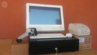 Tpv Tactil Completo. Caja Registradora Tactil